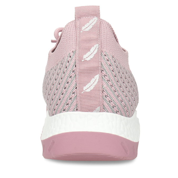 5295600 bata-light, růžová, 529-5600 - 15