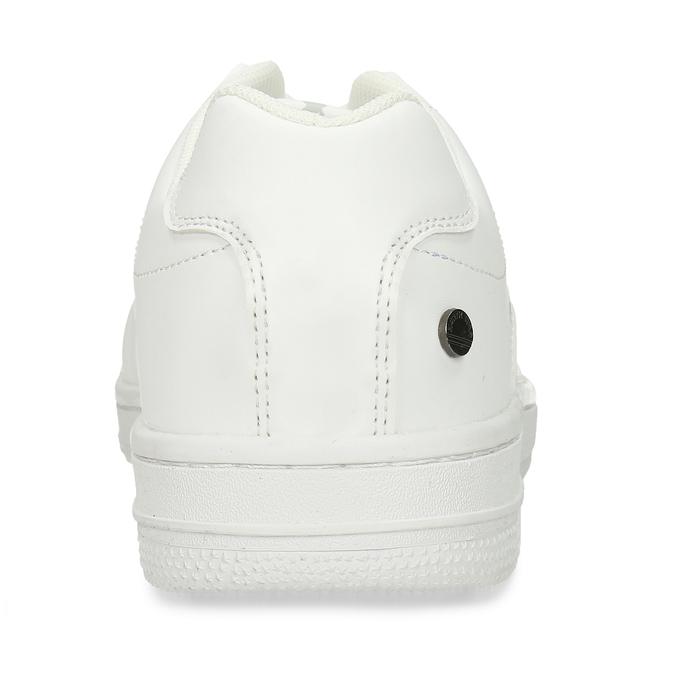 Bílé pánské tenisky v městském stylu north-star, bílá, 841-1635 - 15