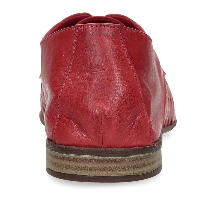 5265605 bata, červená, 526-5605 - 15