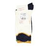 Modré pánské ponožky s kaktusy bata, modrá, 919-9638 - 26