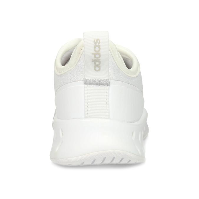 Bílé dámské tenisky adidas, bílá, 509-1256 - 15
