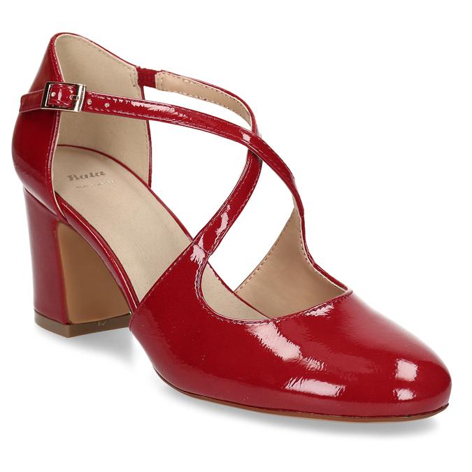 7215606 bata, červená, 721-5606 - 13
