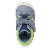 Chlapecké tenisky na suchý zip mini-b, modrá, 111-9601 - 17