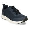Modré dětské sportovní tenisky mini-b, modrá, 419-9605 - 13