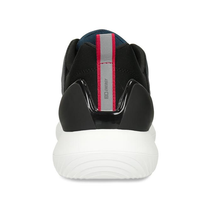 Tmavě modré pánské tenisky bata-3d-energy, modrá, 849-9604 - 26
