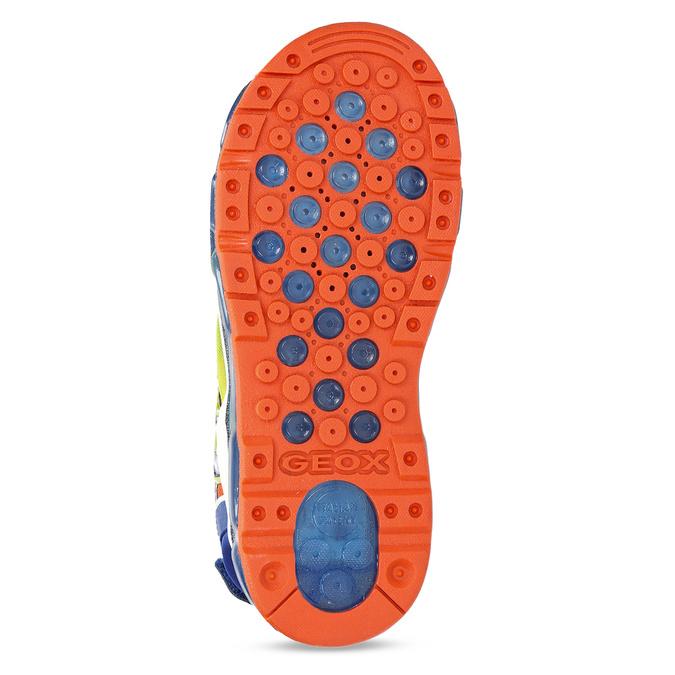 3619607 geox, modrá, 361-9607 - 18