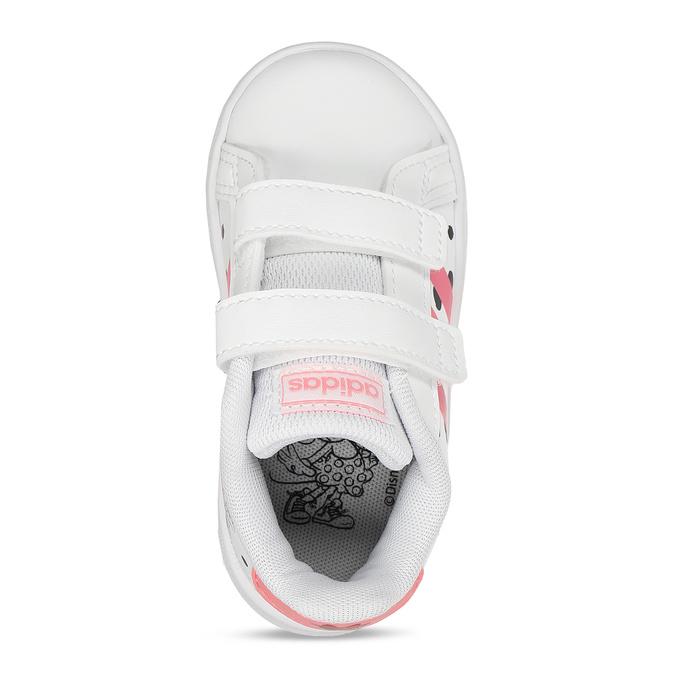 1011230 adidas, bílá, 101-1230 - 17