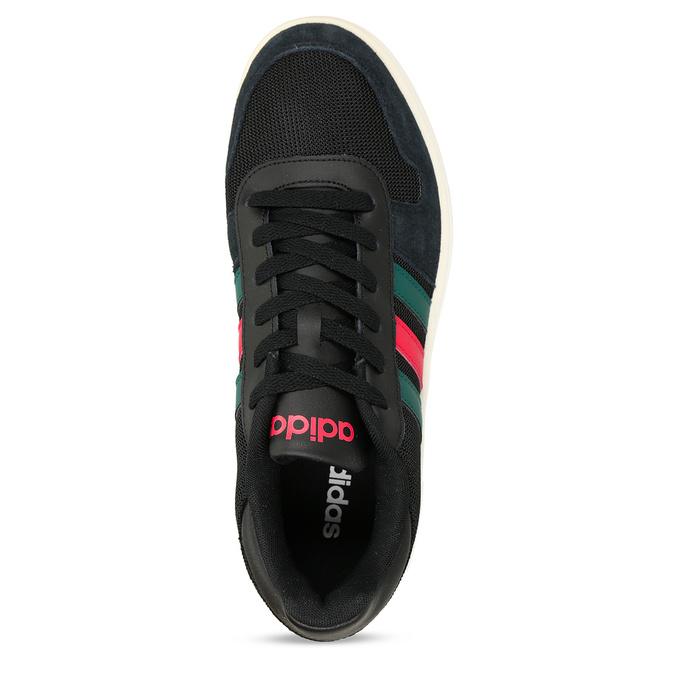 8096548 adidas, černá, 809-6548 - 17