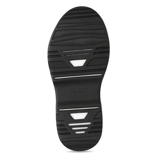 Černé dámské sandály na robustní podešvi vagabond, černá, 569-6600 - 18