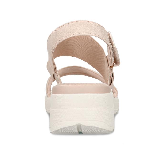 6615600 bata, růžová, 661-5600 - 15