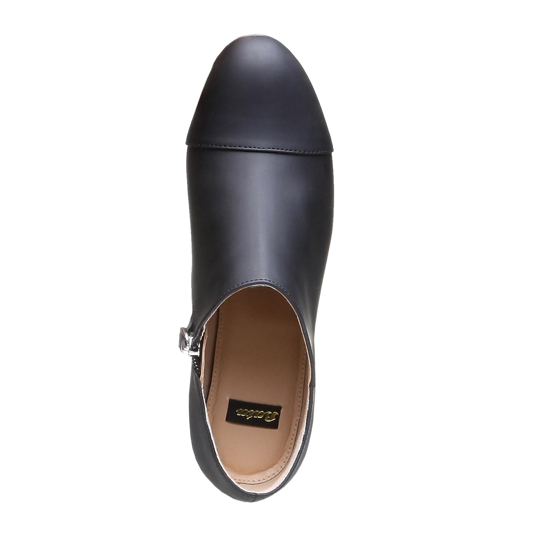 Chic obuv na masivním podpatku bata, 2018-791-6187 - 19