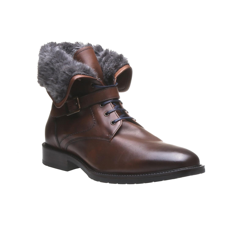 Elliot - kotníčková obuv bata, 2018-894-4688 - 13