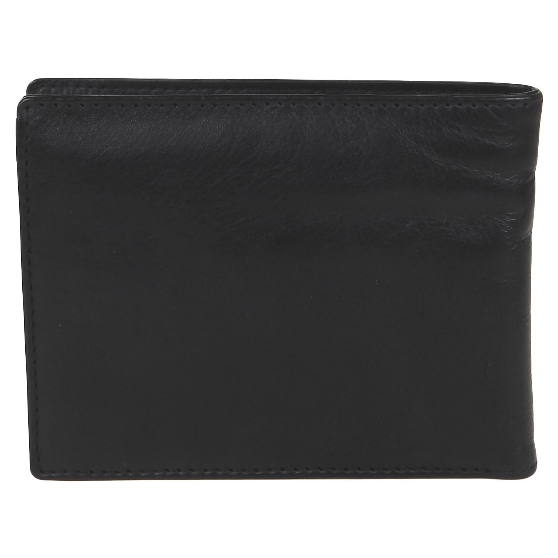 Pánská kožená peněženka bata, 2018-944-6382 - 26