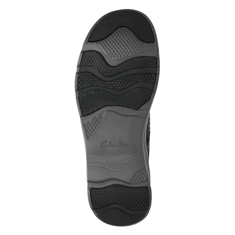 Clarks Pánské kožené polobotky s prošitím - Všechny boty  2cb6dea59ed